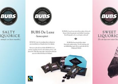 Bubs de Luxe - Styling