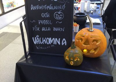 Event Halloweenpyssel