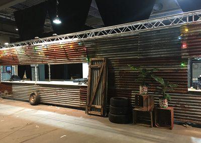 Foodcourt Öl & Whiskeymässan 2016