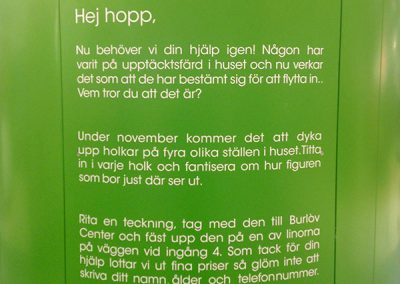 Grön Holk