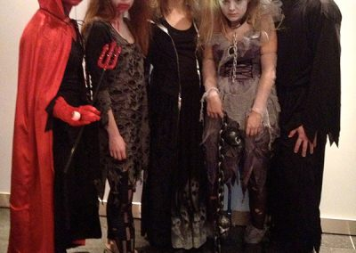 Kv Caroli - Halloween