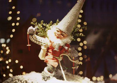 Hansa Jul – Barnfönster